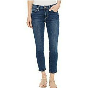 Joe's Jeans Capri Crop Denim Jegging Jeans